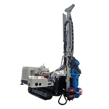 100m hydraulic Sonic drilling rig for soil exploration